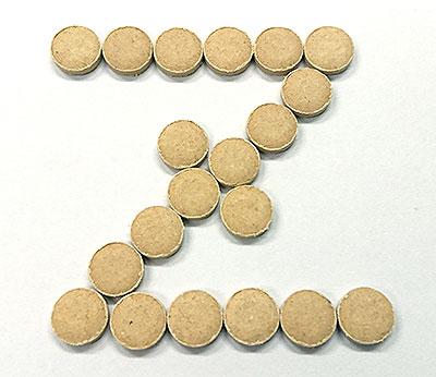 吸着・乾燥剤 タブレット品 Z